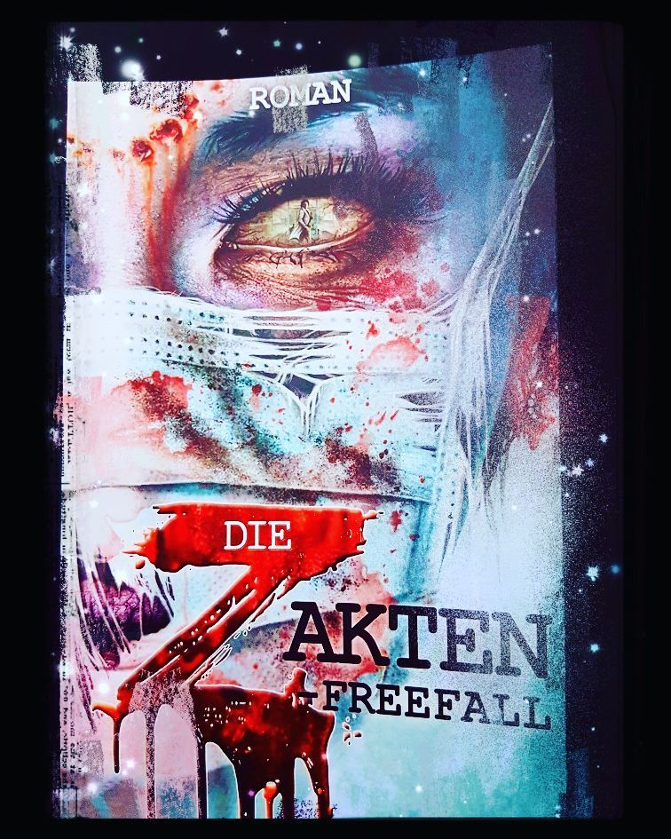 *Rezension* Die Z Akten – Freefall, P.G. Connor