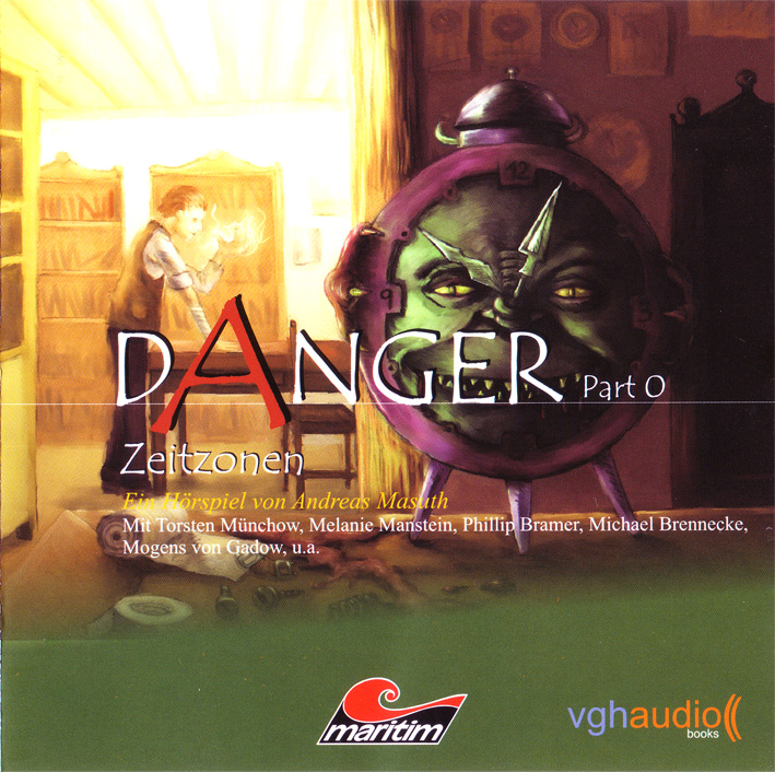 *Rezension* Danger-Part 0-Zeitzonen