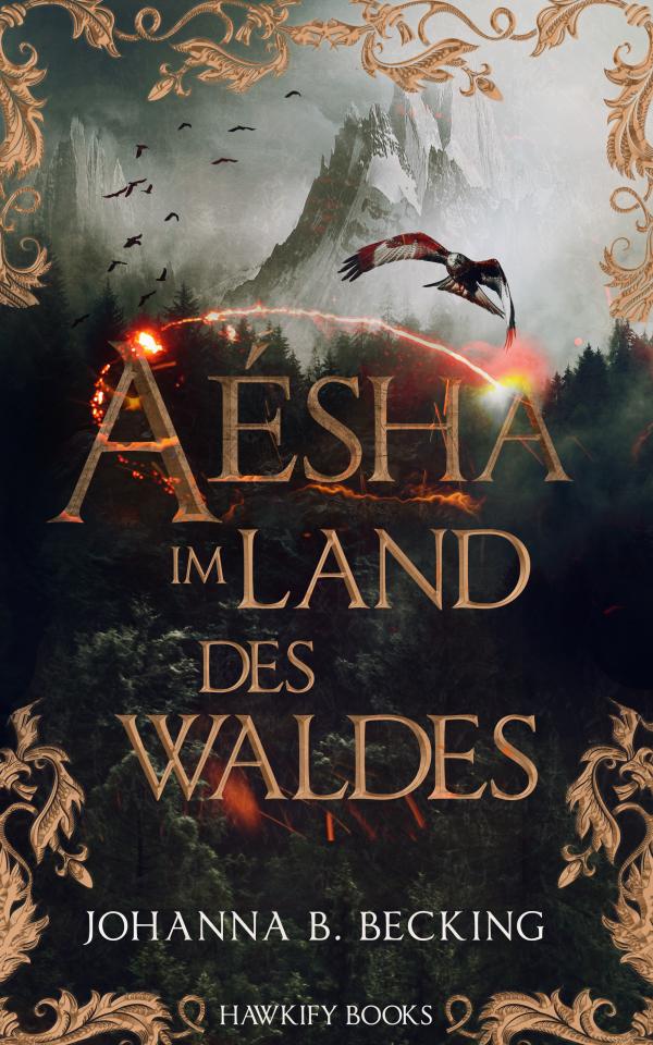 *Rezension* Aésha im Land des Waldes von Johanna B. Becking