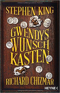 *Rezension* Gwendys Wunschkasten, Stephen King – Richard Chizmar
