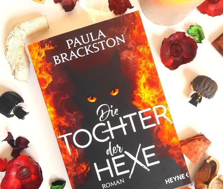 *Rezension* Die Tochter der Hexe von Paula Brackston