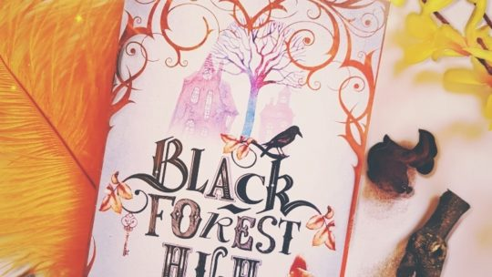 *Rezension* Black Forrest High: Ghostseer von Nina MacKay
