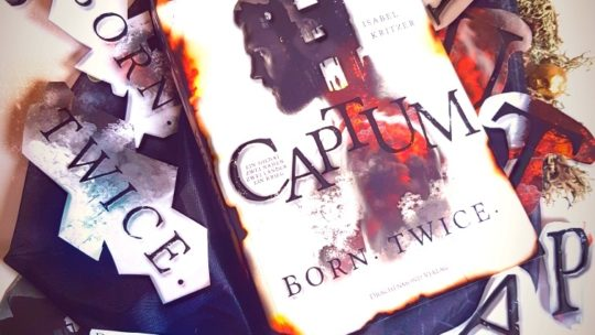 *Rezension* Captum – Born. Twice. von Isabel Kritzer