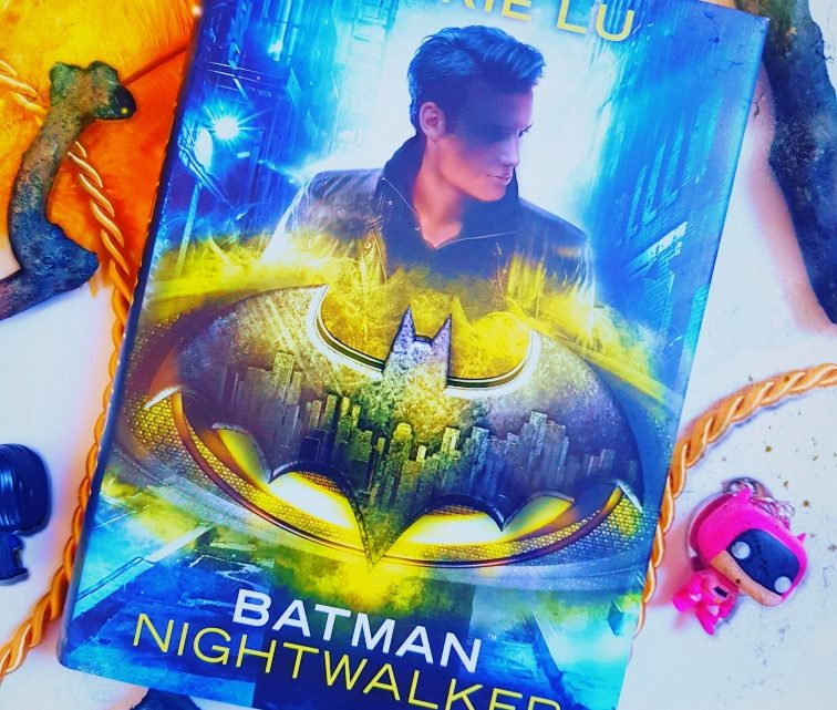 *Rezension* Batman – Nightwalker von Marie Lu