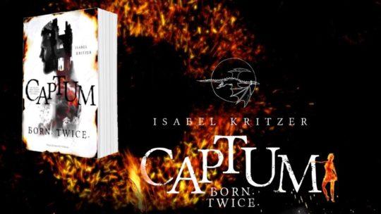 *Blogtour* Captum – Born Twice – Wenn du der Armut entfliehen willst