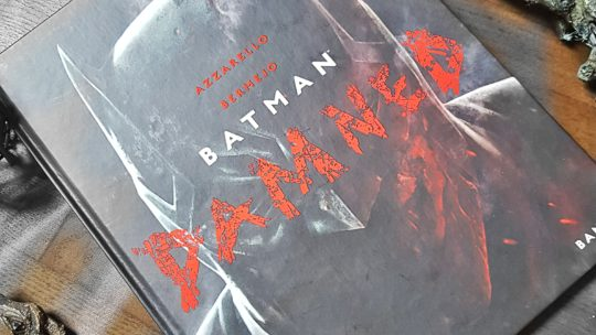 *Rezension* Comic – Batman – Damned von Brian Azzarello und Lee Bermejo