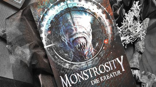 *Rezension* Monstrosity – Die Kreatur von Edward Lee