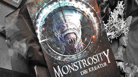 *Rezension* Monstrosity – Die Kreatur von Edward Lee