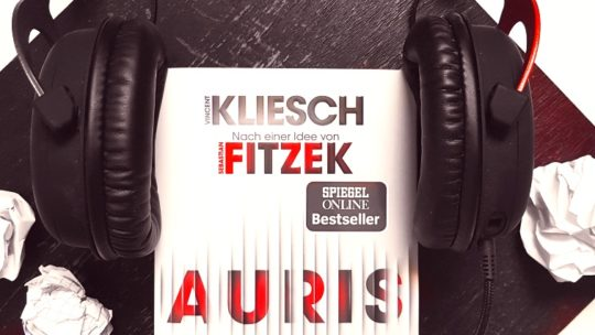 *Rezension* Auris von Vincent Kliesch