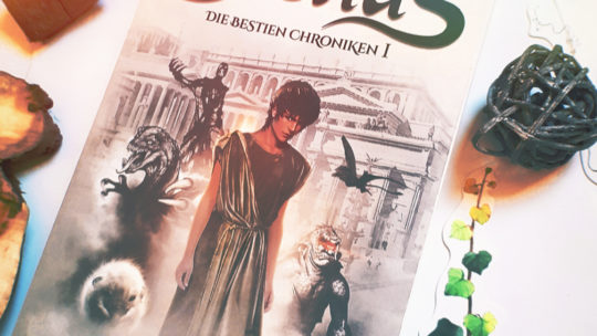 *Rezension* Bestias – Die Bestien Chroniken 1 von Greg Walters