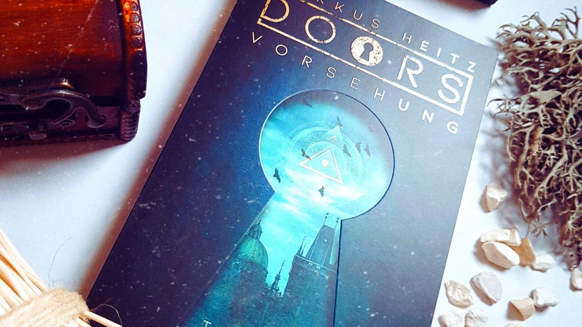 *Rezension* DOORS – VORSEHUNG – Staffel 2 von Markus Heitz