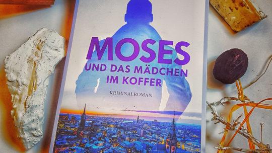 *Rezension* Moses und das Mädchen im Koffer von Ortwin Ramadan
