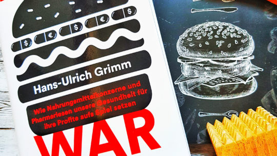 *Rezension* Food War von Hans-Ulrich Grimm