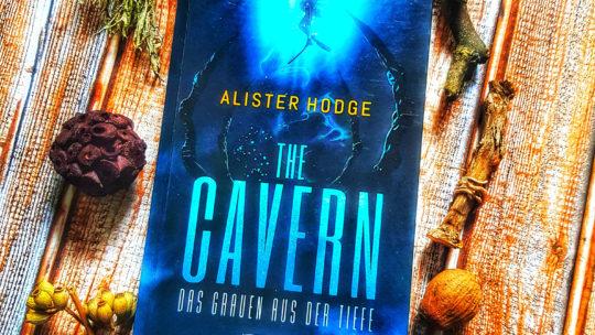 *Rezension* The Cavern – Das Grauen aus der Tiefe von Alister Hodge