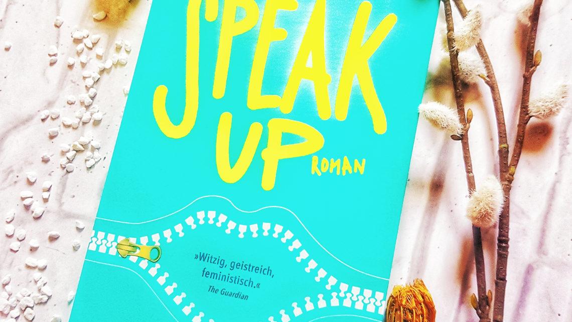 *Rezension* Speak Up von Laura Steven