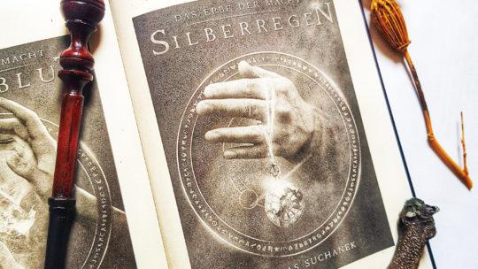 *Rezension* Das Erbe der Macht (5) Silberregen