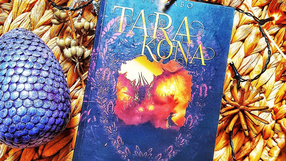 *Rezension* Tarakona von J.T.Sabo