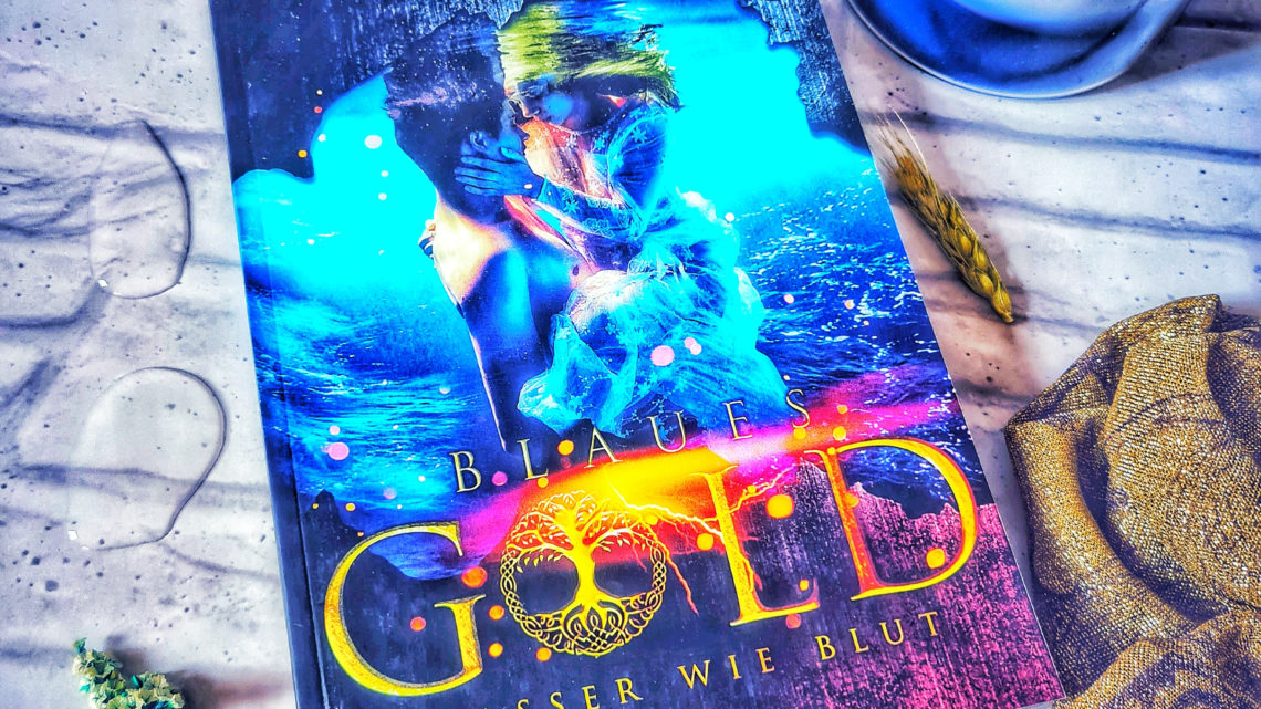 *Rezension* Blaues Gold von Christelle Zaurrini