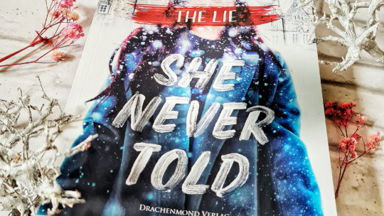 *Rezension* The Lie She Never Told von Laura Labas