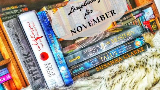 Leseplanung für November