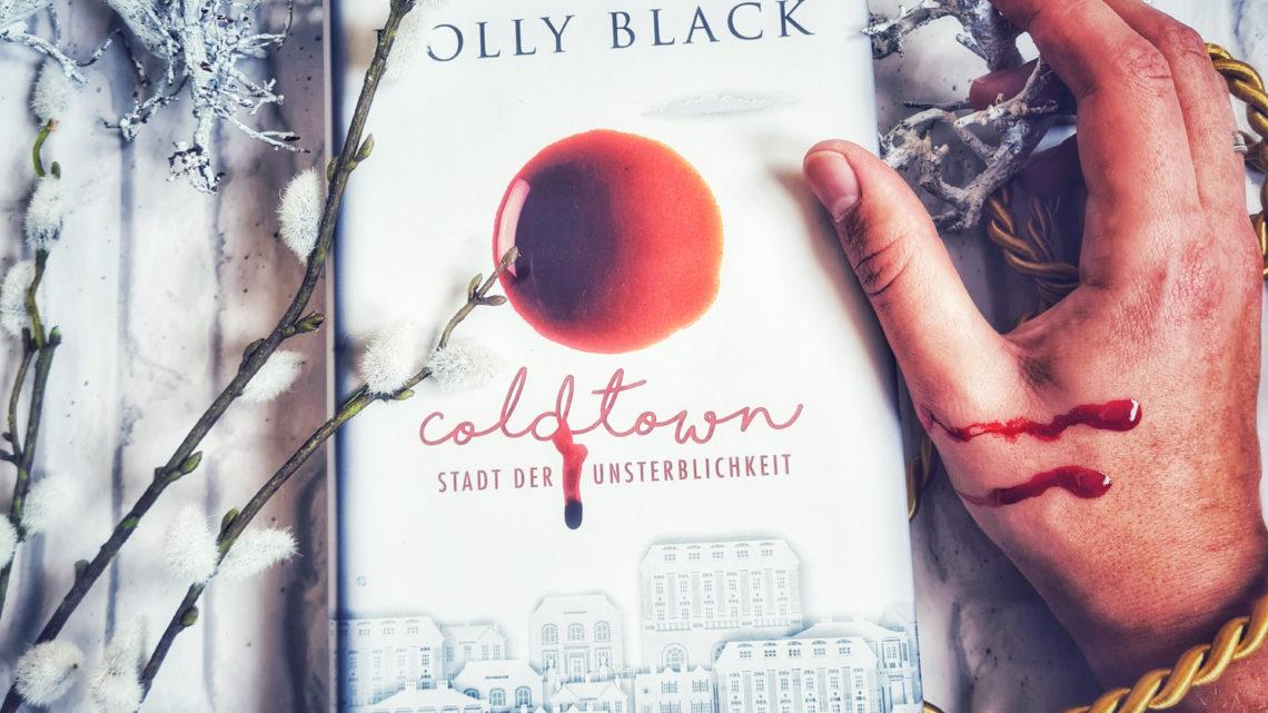 *Rezension* Coldtown – Stadt der Unsterblichkeit von Holly Black