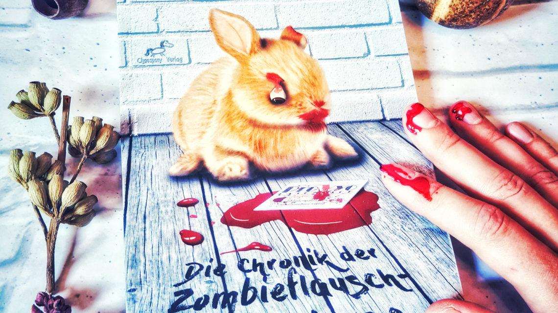 *Rezension* Die Chronik der Zombieflauschapokalypse – Anthologie – Chaospony Verlag