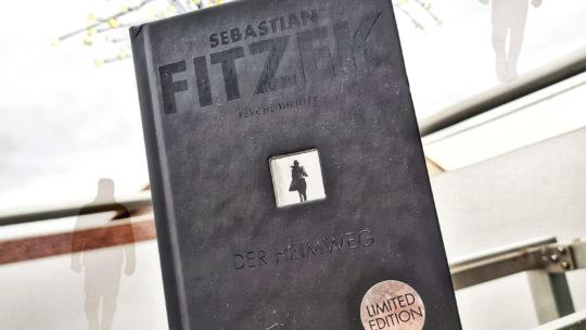 *Rezension* Der Heimweg von Sebastian Fitzek