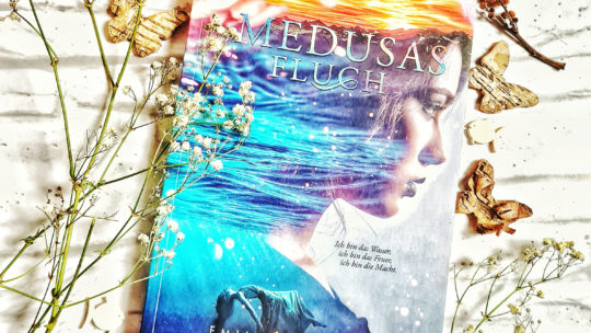 *Rezension* Medusas Fluch von Emily Thomsen