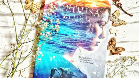 *Rezension* Medusas Fluch von Emily Thomsen
