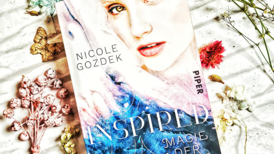 *Rezension* Inspired – Magie der Muse von Nicole Gozdek
