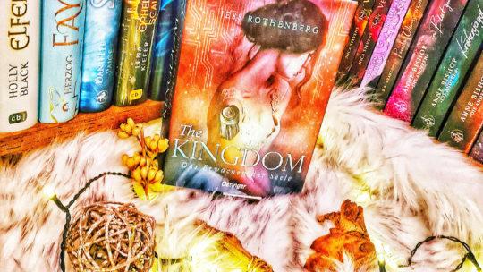 *Rezension* The Kingdom – Das Erwachen der Seele von Jess Rothenberg