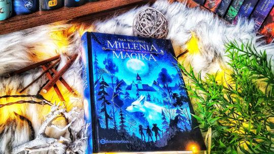 Millenia Magika – Der Schleier von Arken von Falk Holzapfel