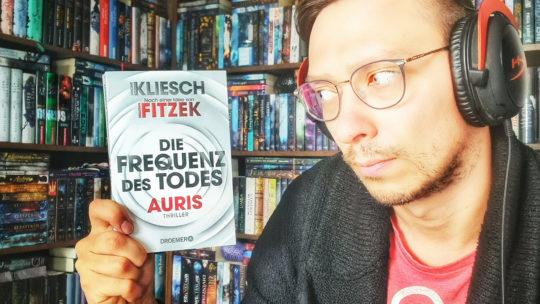 *Rezension* Auris (2) – Die Frequenz des Todes von Vincent Kliesch